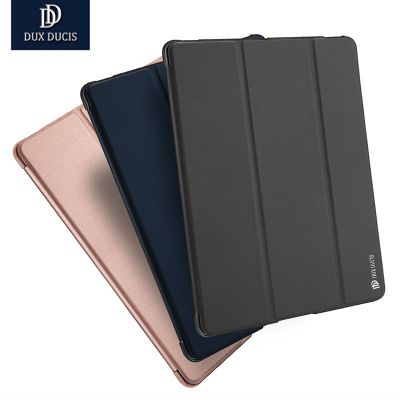 DUX DUCIS 9.7 inch PU Leather Case for iPad 2/3/4 with Foldable Stand Design