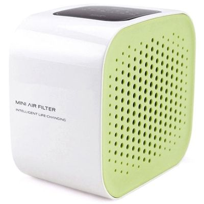 Mini Air Purifier Smart Living Space Cleaner