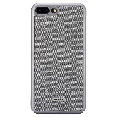 Benks I8 Slim Half-wrapped Phone Case Business Style for iPhone 7/7 Plus/8/8 Plus