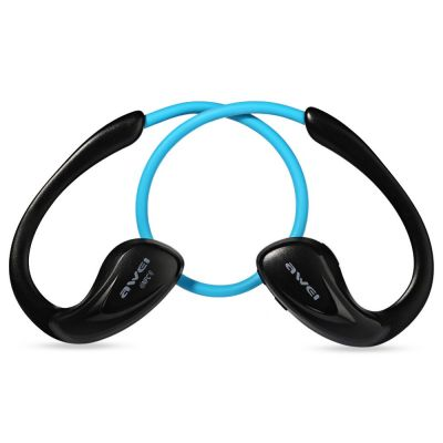 aWEI A880BL Waterproof Sports Bluetooth Earphones