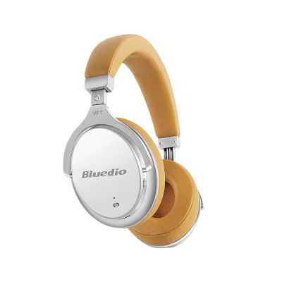 Bluedio F2 Over-ear Bluetooth Headphones with Mic Active Noise Cancelling
