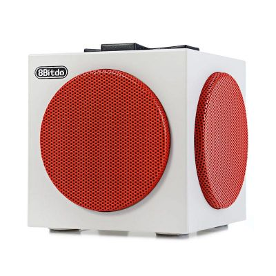 8Bitdo Retro Cube Stereo Bluetooth Speakers Wireless Sound Box