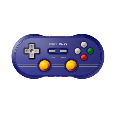 8bitdo n30 pro2 bluetooth controller