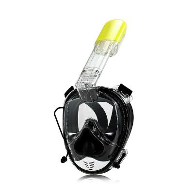 anti fog snorkeling mask