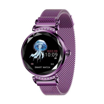 lemfo h2 women smartwatch