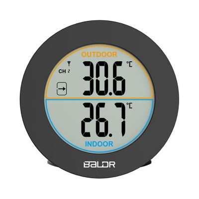 baldr indoor outdoor digital thermometer
