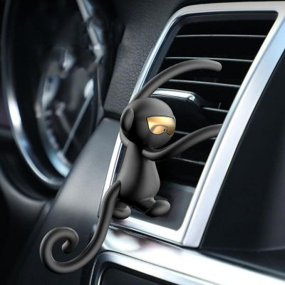 baseus monkey-shaped car mount holder