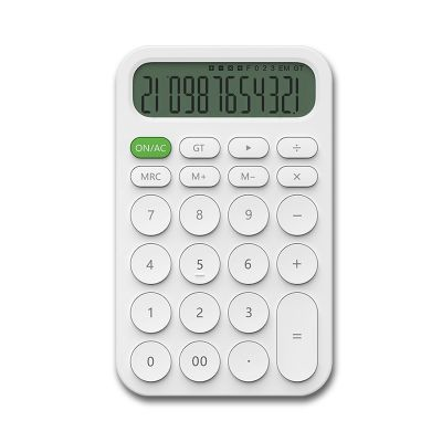 miiiw 12 digit electronic calculator