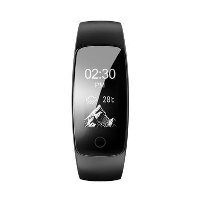 id107 plus hr smart wristband