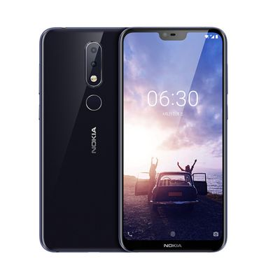nokia x6 4g smartphone 6gb/64gb