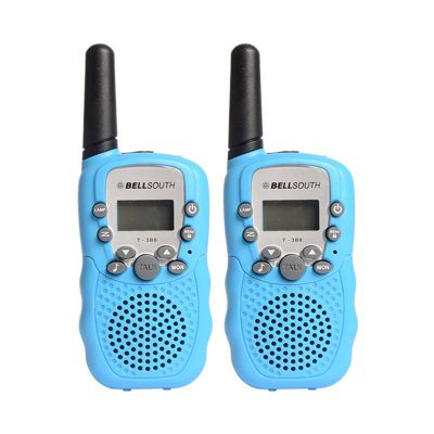 bellsouth t-388 2pcs walkie talkie