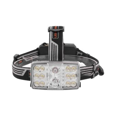 boruit b23 14 leds headlamp