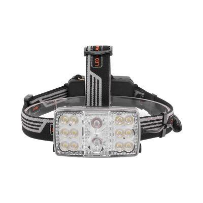 boruit b23 14 leds headlamp