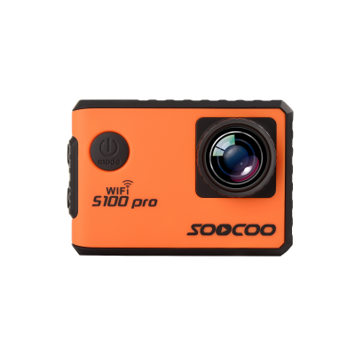 SOOCOO S100 Pro 4K Ultra HD Action Camera Support WiFi Touch Screen