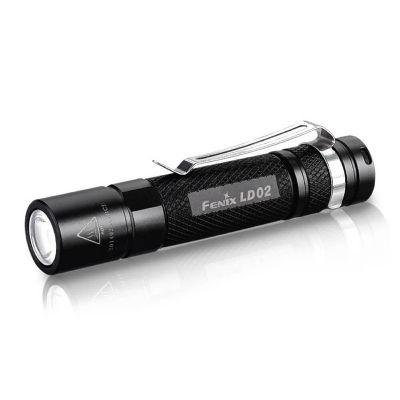 Fenix LD02 Mini LED Flashlight 100 Lumens