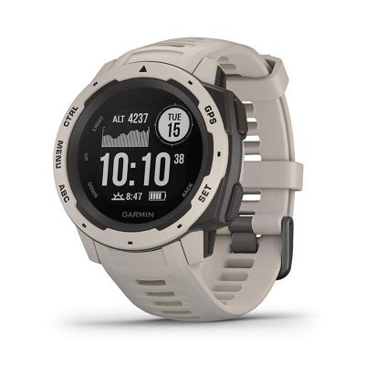 garmin instinct graphite smartwatch
