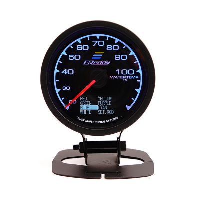 greddy 60mm water temperature gauge