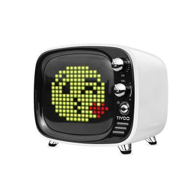 DIVOOM Tivoo Retro Mini Bluetooth Soundbox