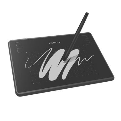 huion h430p digital tablet