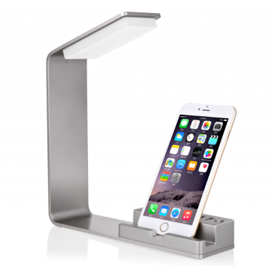 Seenda ICH-17 USB Charger Stand Desktop LED Lamp