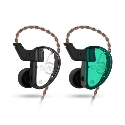 kz as06 in-ear stereo earphones