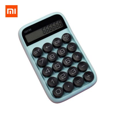 xiaomi lofree eh113p mechanical calculator