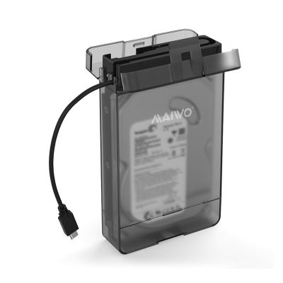 maiwo k10535c type-c hard drive disk case