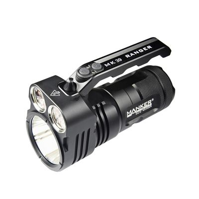 Manker MK39 Ranger LED Flashlight 6000 Lumens
