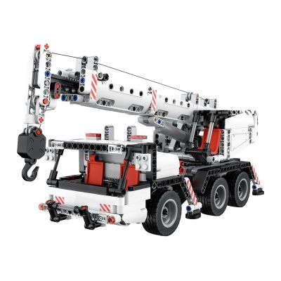 mitu building blocks engineering crane