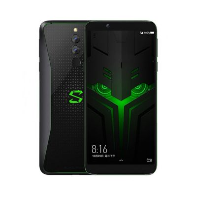 black shark helo smartphone