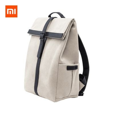 xiaomi 90fun grinder oxford casual backpack