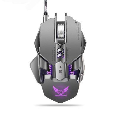 zerodate x300gy mechanical gaming mouse