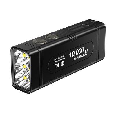 nitecore tm10k flashlight