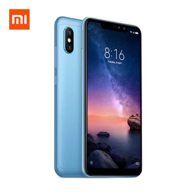 Xiaomi Redmi Note 6 Pro 4 GB RAM 64 GB ROM Smartphone - Global Version