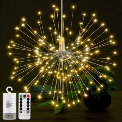 firework string lights