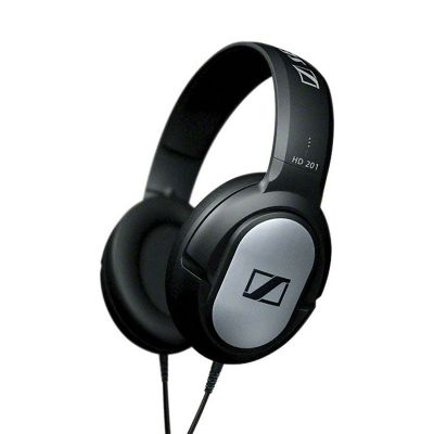 sennheiser hd201 wired headphone