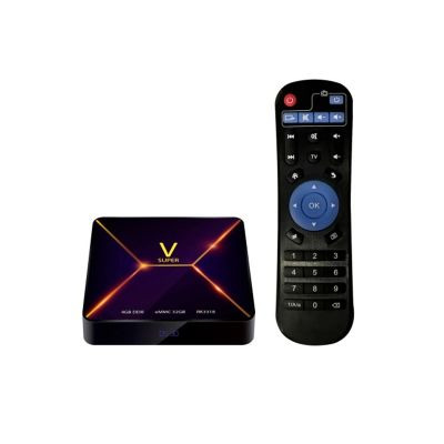2019 super v tv box 4gb 32gb