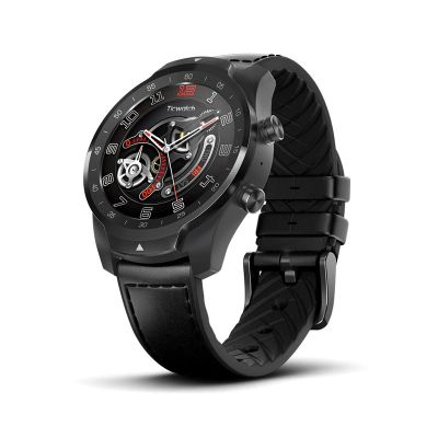 ticwatch pro waterproof smart watch
