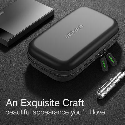 Ugreen LP128 Hard Disk Case Portable HDD Protection Bag