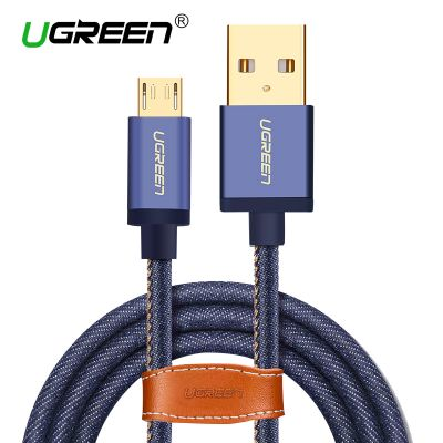 Ugreen US240 Denim Phone Data Cable