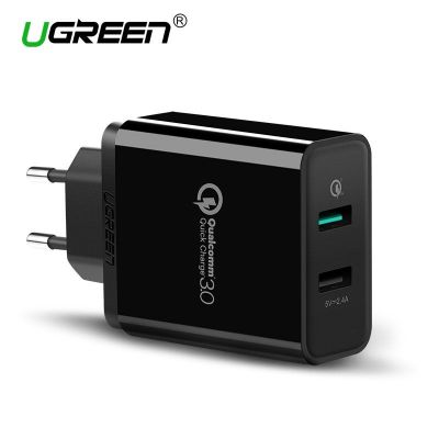 Ugreen CD132 Universal QC3.0 Mobile Phone Quick Charger