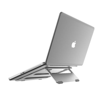 Seenda IPS-Z15C Aluminum Alloy Foldable Stand for iPad Laptop