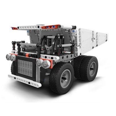 MiTU Puzzle Building Block Mine Truck