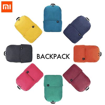 xiaomi 10l leisure sports backpack