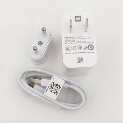 Xiaomi Fast Charger QC 4.0 27W EU Adapter and Cable