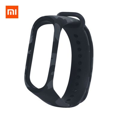 xiaomi mi band 4 camouflage replacement watchband