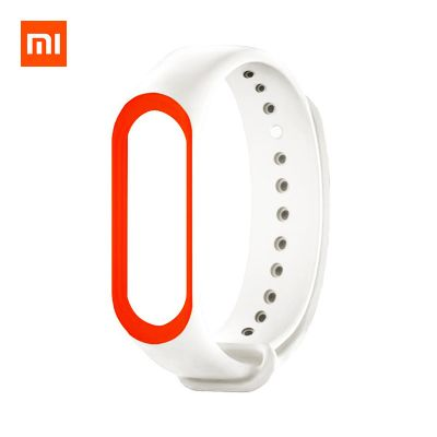 xiaomi mi band 4 double color replacement watchband