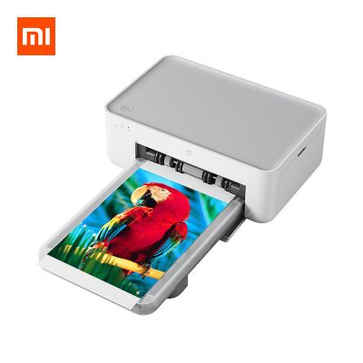 xiaomi mijia desktop color photo printer