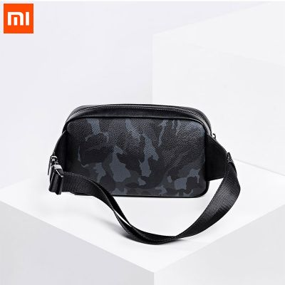 buy xiaomi vllicon fashion camouflage waist pack