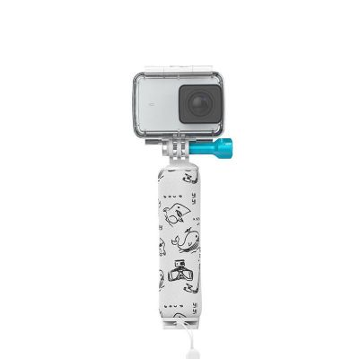 yi 4k action camera floating grip